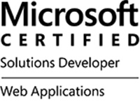 MCSD We Applications